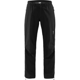 Haglöfs L.I.M Naiset Pitkät housut , musta